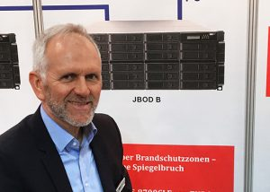 Scale-out and other storage clusters at the CeBIT fair