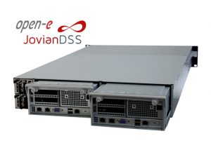 Open-E certifies EUROstor ES-8700CLB2U Cluster-in-a-Box with JovianDSS storage software