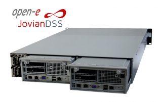 Open-E zertifiziert EUROstor ES-8700CLB2U Cluster-in-a-Box mit JovianDSS Storage Software