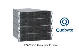 Quobyte Partners with EUROstor