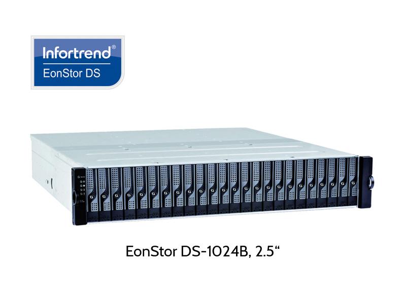 Infortrend EonStor DS-1024B