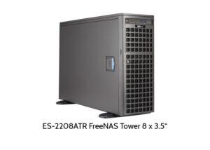 FreeNAS auf Servern von EUROstor