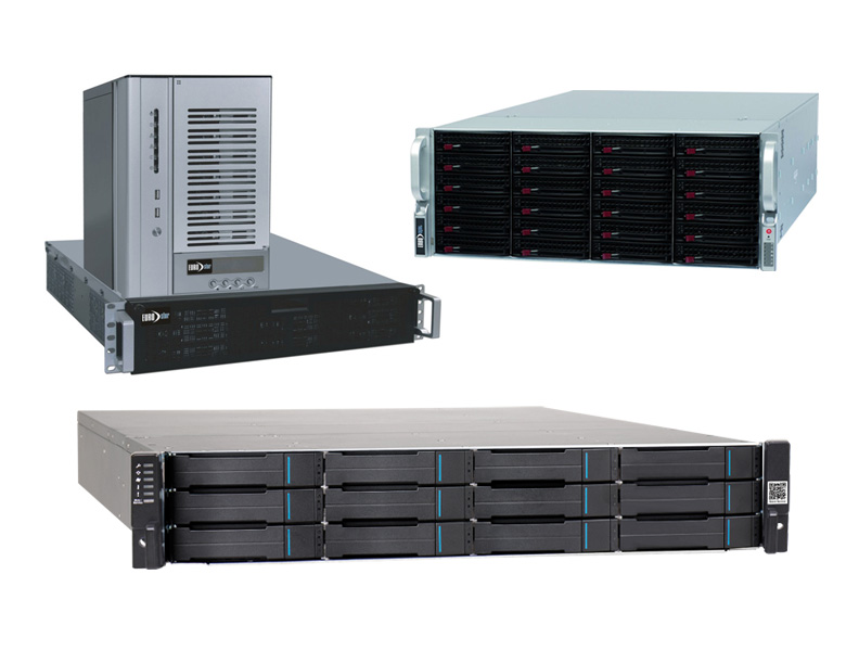 Unified Storage products from EUROstor