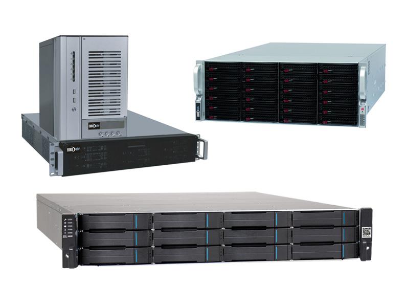 Unified Storage Produkte von EUROstor