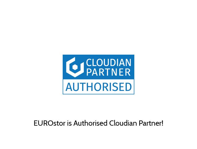 EUROstor ist Partner von Cloudian
