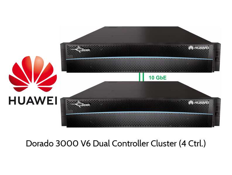 Dorado 3000 Cluster von Huawei
