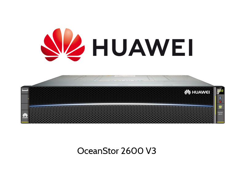 Unified Storage: Huawei OceanStor 2600