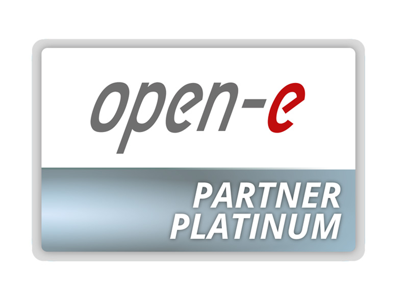 EUROstor as platinum partner with Open-E