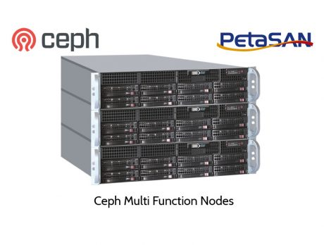 Easy to manage iSCSI Cluster based on PetaSAN Software