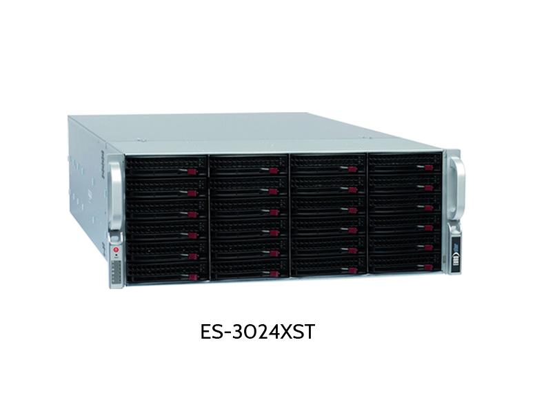 EUROstor ES-3000 Server mit 24 Slots