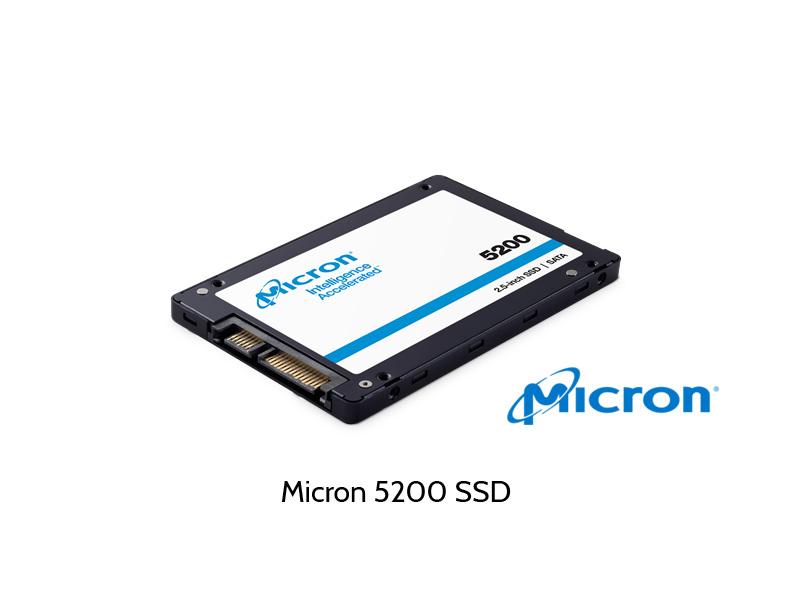 Abbildung Micron 5200 SSD
