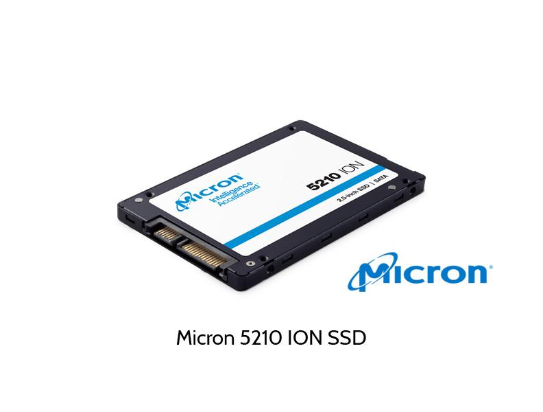 Abbildung Micron 5210 ION SSD