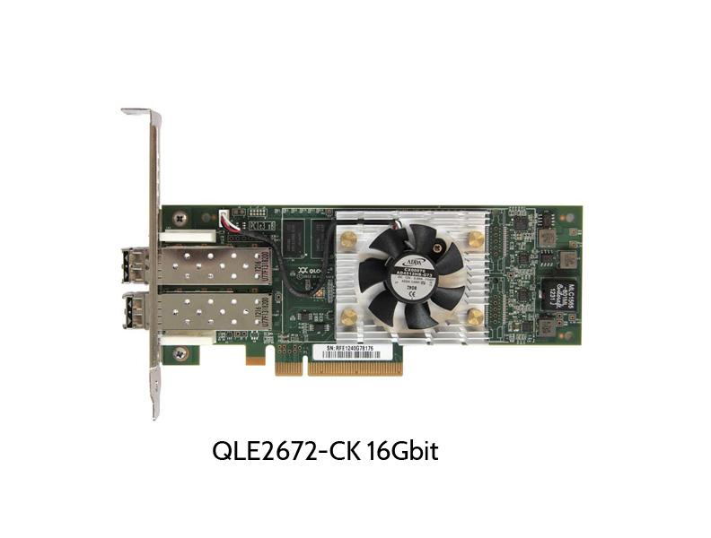 QLogic QLE2672-SR 16 Gbit Fibre Channel Hostadapter
